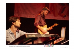Christopher_BaumFlorian_Kiehn-NuHusselOrchestra-JazzDorf_Wollerstorf_2018